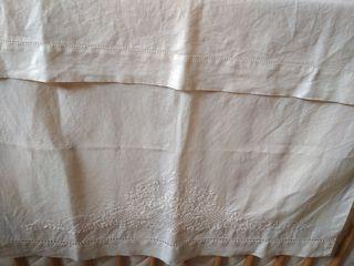 cortina de hilo