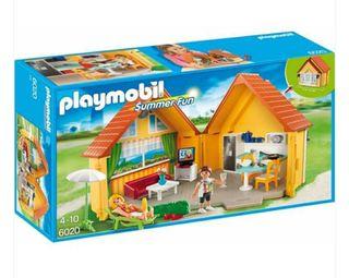 casa de campo maletín Playmobil