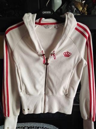 Bonita chaqueta de chándal Adidas