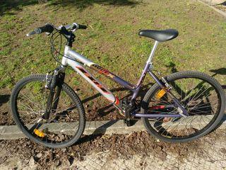 "Bicicleta montaña Mujer BH over X 470 rueda de 26"""