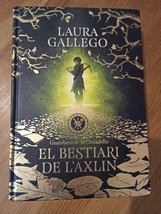 El Bestiari de L ' Axlin (Laura Gallego)
