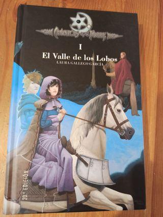 El valle de los lobos ( Laura Gallego)