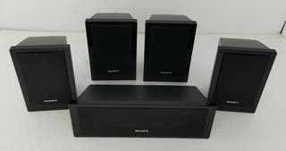 Altavoces Sony home cinema
