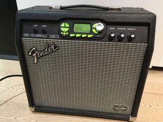 Amplificador Guitarra Electrica FENDER G-DEC 30
