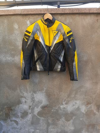 chaqueta mujer moto