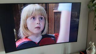 """samsung smart tv 55""""curve 3d NO NEGOCIABLE"""