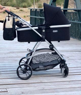 Carrito bebé BE COOL (dúo capazo y silla)