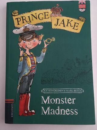 "Libro ""Monster Madness """