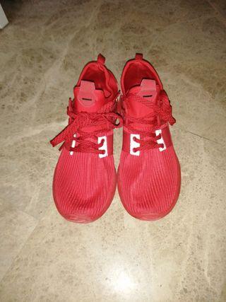 Zapatos del Bershka