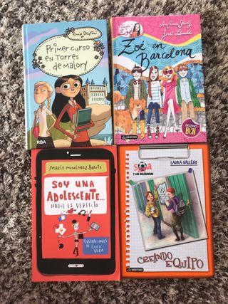 Libros infantiles: se venden por separado
