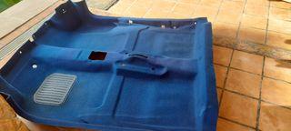 moqueta azul clarita peugueot 106