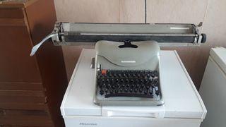maquina escribir antigua