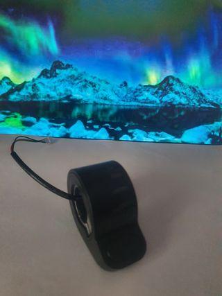 Acelerador patinete electrico xiaomi