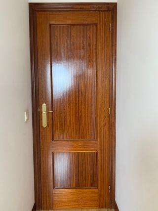 Conjunto puertas interior