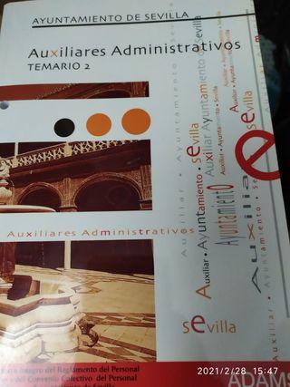 Libros oposiciones Sevilla