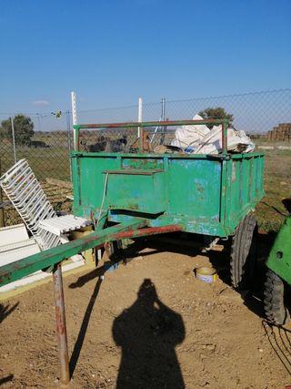 carro para tractor pequeño o para pasqualin