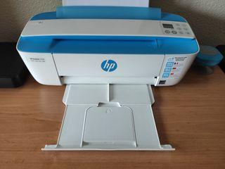 Impresora HP 3720 multifunción.