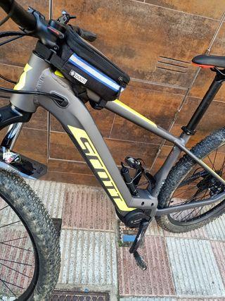 bicicleta electrica Scott eride aspect 940