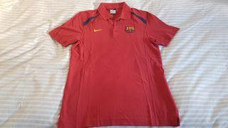 4 Polos equipación basquet FC Barcelona