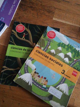 libros ciencias sociales y naturales 3 primaria