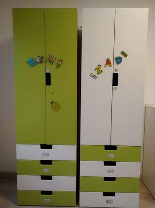 Armarios infantiles Stuva de Ikea