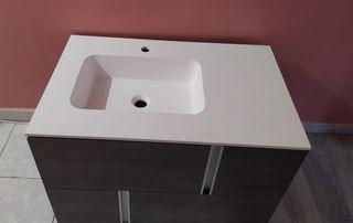 Mueble De Baño Con Lavabo NUEVO