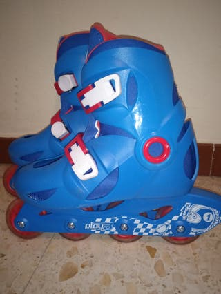 patines linea niño