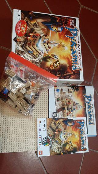 Lego Ramsés Pyramid