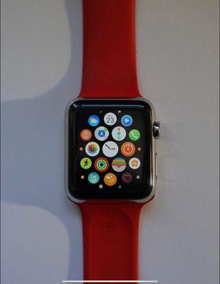 Apple Watch Zafiro y Acero Serie 1 38 mm