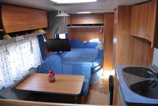 Caravana Burstner Flipper 495 TK