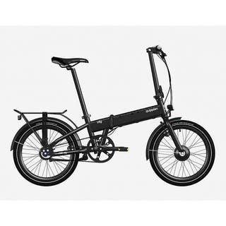 Bicicleta eléctrica plegable Quipplan