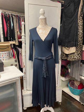 Vestido viscosa Sophie Faroh