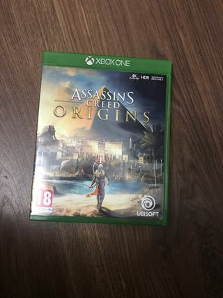 Assassins creed oringins