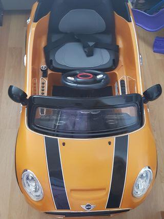 coche eléctrico niños
