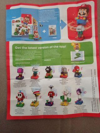 Lego Super Mario (original)