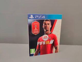 Ed. Especial Fifa 18 + Mundial de Rusia 2018 PS4