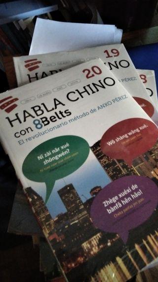 Habla Chino. Manual 8belts