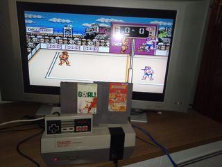 Consola Nintendo NES 8 Bits