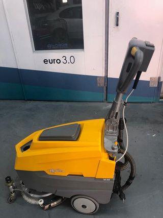 Fregadora suelos bateria