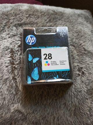 HP 28 Original Tricolor | Cartucho de Tinta C8728A