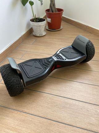 Evercoss hoverboard negro