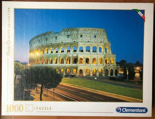 Puzzle Roma Coliseo - 1000 piezas