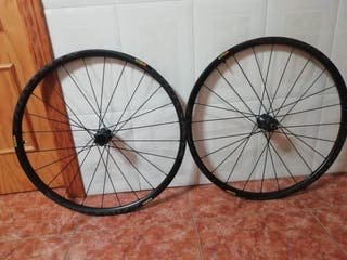 """Ruedas de bici Mavic crossmax procarbon 29"""""""