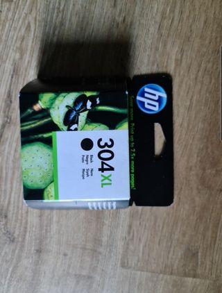Cartucho 301 XL negro HP sin abrir