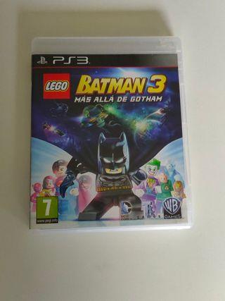 LEGO BATMAN 3 MAS ALLA DE GOTHAM PS3