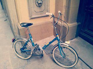 Bicicleta Francesa ALCYON.
