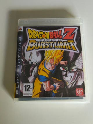 DRAGON BALL Z BURSTLIMIT PS3