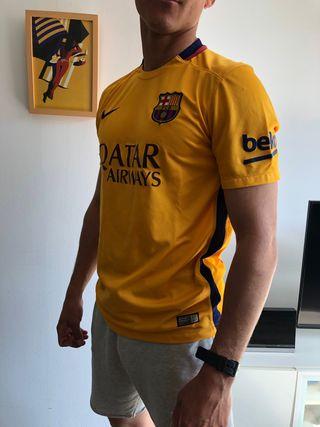 2a equipación Barça 2015/16 talla M