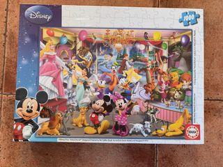 Puzzle 1000 piezas Disney