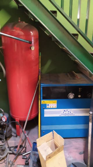 compresor de aire GiS